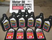Моторное масло Toyota 5W-30 (00279-1QT5W) 0, 946ml/банка