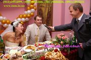 Тамада, живая музыка, дискотека, видео на свадьбу, юбилей, корпоратив! Киев