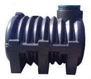 Септик пластиковый,  емкость для канализации