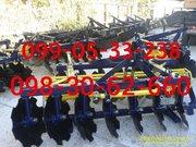 АГД-2.5 агрегатируется с тракторами МТЗ