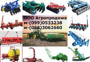 Сельскохозяйственная техника в Украине