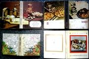 Дарія ЦВЕК. Комплект з 4-х книг.До святкового столу меню на всі свята