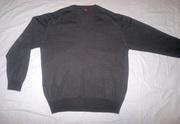 Мужской пуловер (тонкий),  р-р 52-54