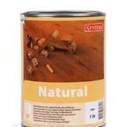 Масло для паркета Synteko Natural (Синтеко Натурал) 1л
