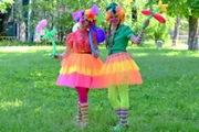 Веселые клоуны на детский праздник
