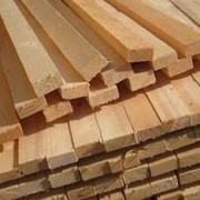 Деревянная монтажная рейка