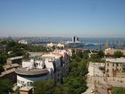 Квартира новострой в Одессе,  вид на море,  центр,  140 м кв,