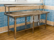 Стол нержавеющий для промышленной кухни