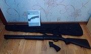 Продам ружьё помповое Hatsan Escort Aimguard 12/76