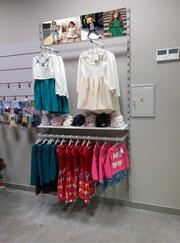 Продам оборудование (торговая мебель) для магазина детских товаров