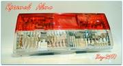 Новый задний фонарь 2107 хрусталь