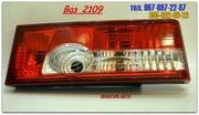 Ваз 2109 задний фонарь нового образца