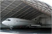 Ангары для самолетов и вертолетов (авиационный ангар)